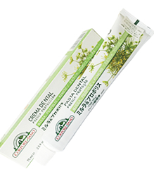 「DISNAツースペースト」ミルラ&プロポリス歯磨き剤商品