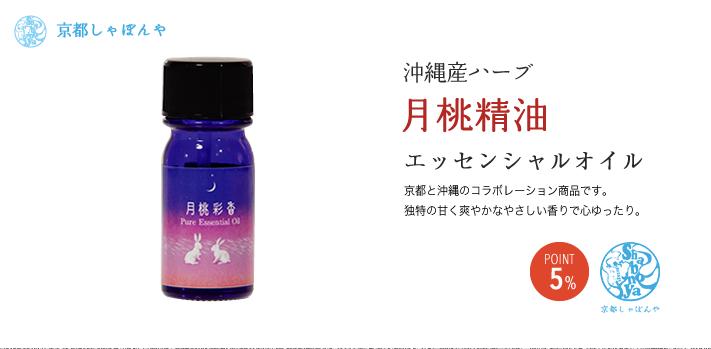「月桃精油」エッセンシャルオイル